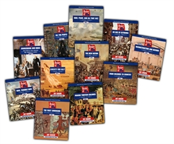 History of US - 11 Volume Set (soft)
