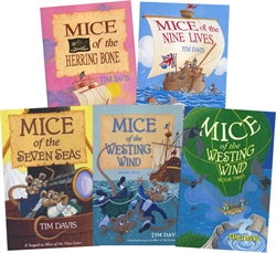 Tim Davis Mice Series