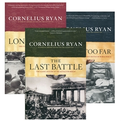 Cornelius Ryan World War II Trilogy