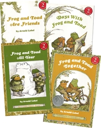 Frog and Toad - Complete Set