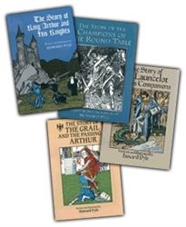 Howard Pyle King Arthur Series
