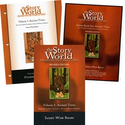 Story of the World Volume 1 - Bundle