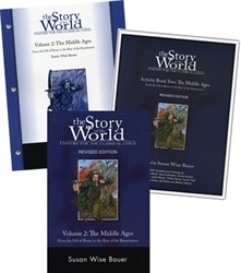 Story of the World Volume 2 - Bundle