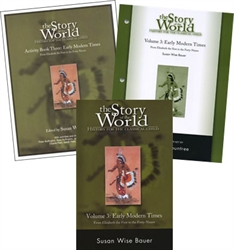 Story of the World Volume 3 - Bundle