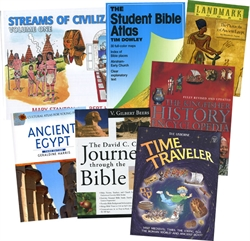Veritas Press Old Testament and Ancient Egypt - Priority 1 Resources