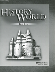 History of the World - Test Key