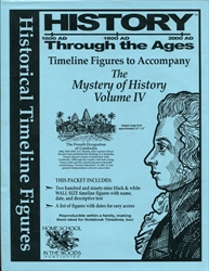 Mystery of History Volume IV - Timeline Figures