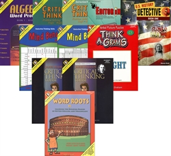 Critical Thinking High School Bundle