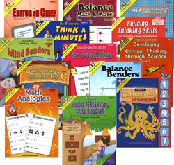 Critical Thinking Grade 2 Bundle