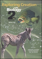 Exploring Creation With Biology - Full Course CD-ROM