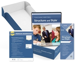 Teaching Writing: Structure and Style - Seminar Notebook and Premium Content