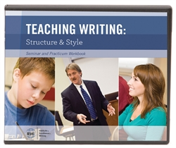 Teaching Writing: Structure and Style - DVDs only