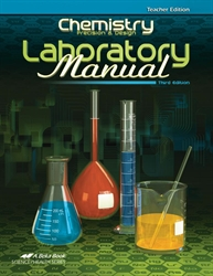Chemistry: Precisions and Design - Lab Manual Teacher Edition
