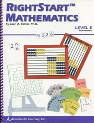 Rightstart Mathematics Level E - Worksheets (old)