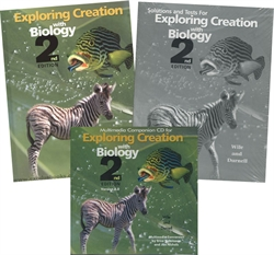 Apologia: Exploring Creation With Biology - Home School Kit