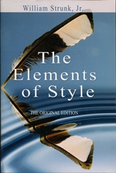Elements of Style: Original Edition