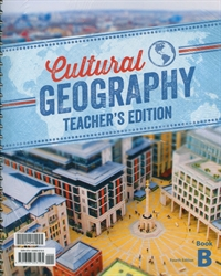 Cultural Geography - Teacher Edition