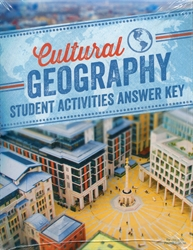 Cultural Geography - Student Activities Teacher Edition