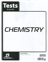 Chemistry - Tests