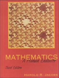 Mathematics: A Human Endeavor - Textbook