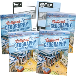 BJU Cultural Geography - Home School Kit