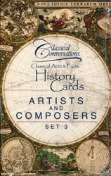 Classical Acts and Facts Artists & Composers Set 3