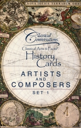 Classical Acts and Facts Artists & Composers Set 1