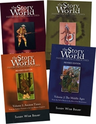 Story of the World - Softcover Set