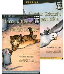 Harry Kitten and Tucker Mouse / Chester Cricket's Pigeon Ride