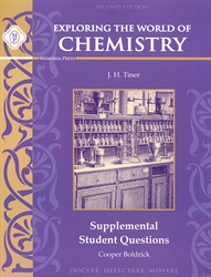 Exploring the World of Chemistry - Supplemental Student Questions