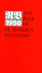Rule of St. Benedict in English