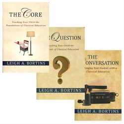 Classical Conversations: Education Trilogy