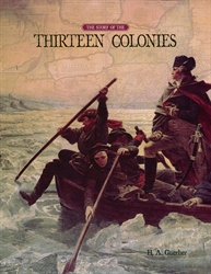 Story of the Thirteen Colonies
