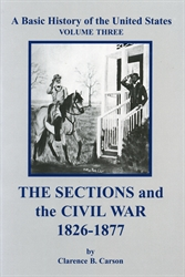 Sections and the Civil War