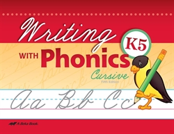 Writing With Phonics K5 - Cursive