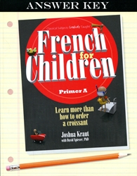 French for Children Primer A - Answer Key