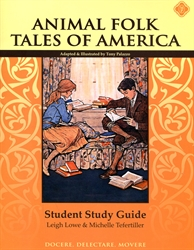 Animal Folk Tales of America - MP Student Guide