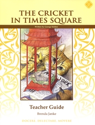 Cricket in Times Square - MP Teacher Guide