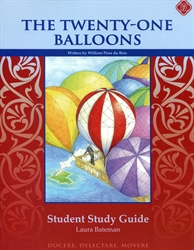 Twenty-One Balloons - MP Student Guide