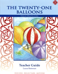 Twenty-One Balloons - MP Teacher Guide