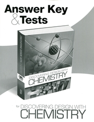 Discovering Design with Chemistry - Answer Key & Tests