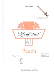 Life of Fred Eden #17: Peach