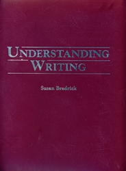 Understanding Writing