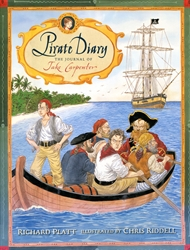 Pirate Diary: The Journal of Jake Carpenter