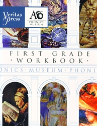 Phonics Museum 1st Grade Workbook