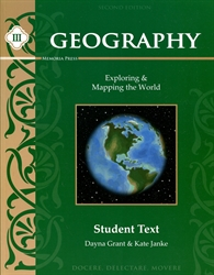 Memoria Press Geography III - Student Text