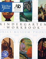 Phonics Museum Kindergarten Workbook