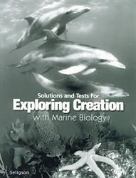Exploring Creation With Marine Biology - Solutions and Tests (old)