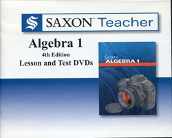 Saxon Algebra 1 - Teacher CD-ROM (4th edition)