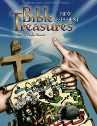 Bible Treasures Book 3